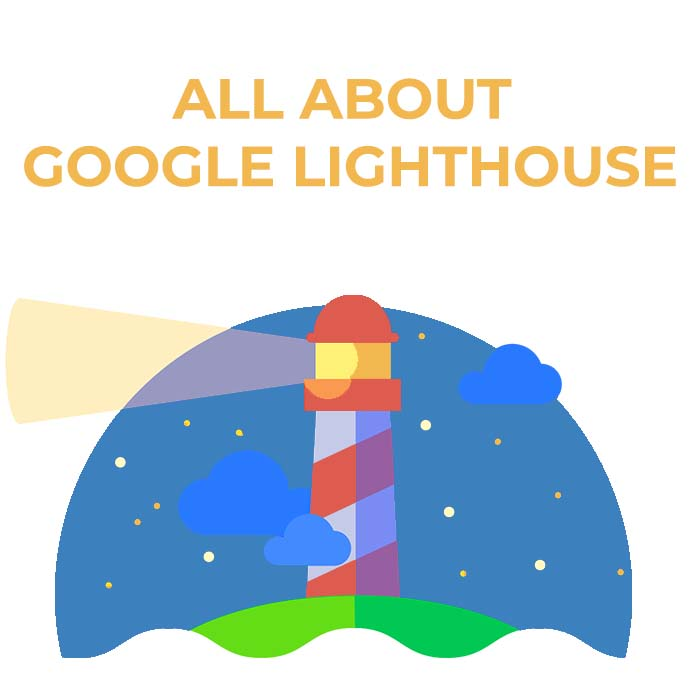 Icon of a lighthouse