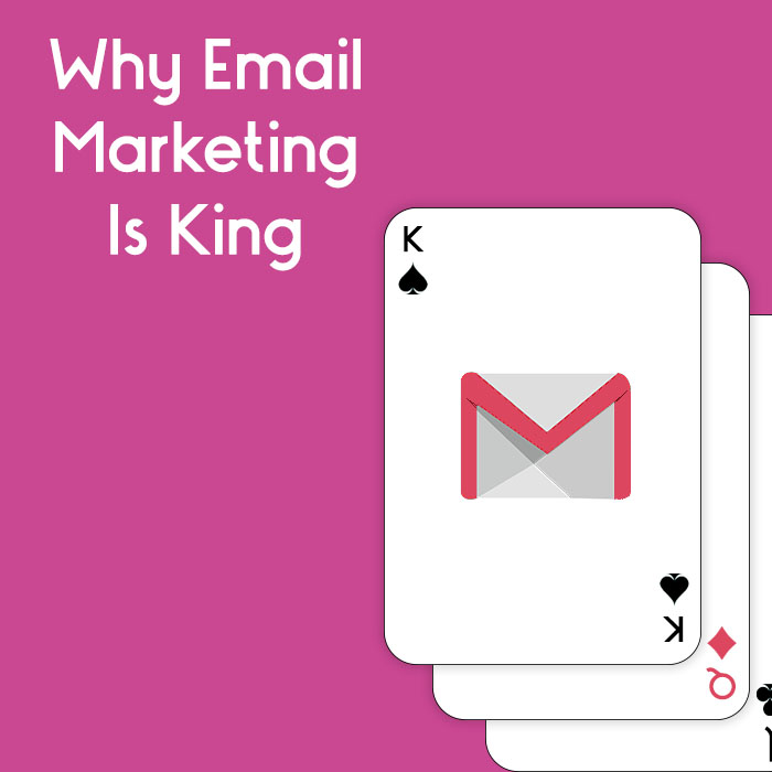 Email is the King of Spades
