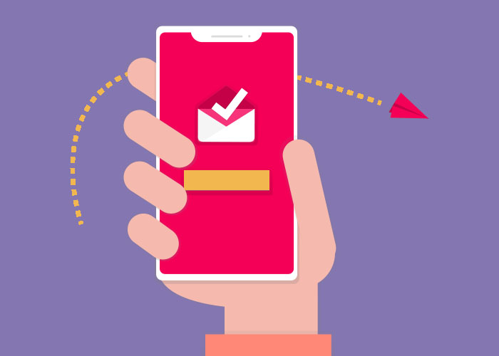 Emails to your mobile phone