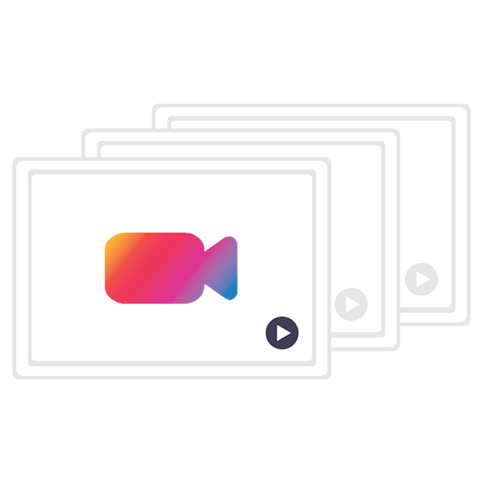 Video ad icons