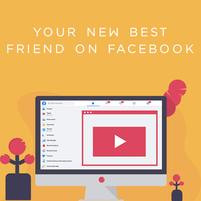 Video is your new best friend on Facebook